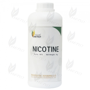 Professional 98% nicotine stle  high purity nicotine Manufacturers