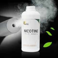 Liquide de nicotine pure China wholesale