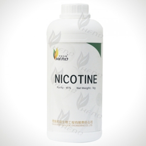 Professional colorless pure nicotine products producer 1kg Manufacturers