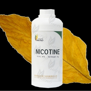 pure nicotine factory