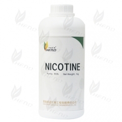Compagnie de la nicotine du tabac naturel extraction pureté